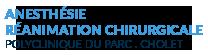 Anesthésistes de la Polyclinique du Parc de Cholet (49)